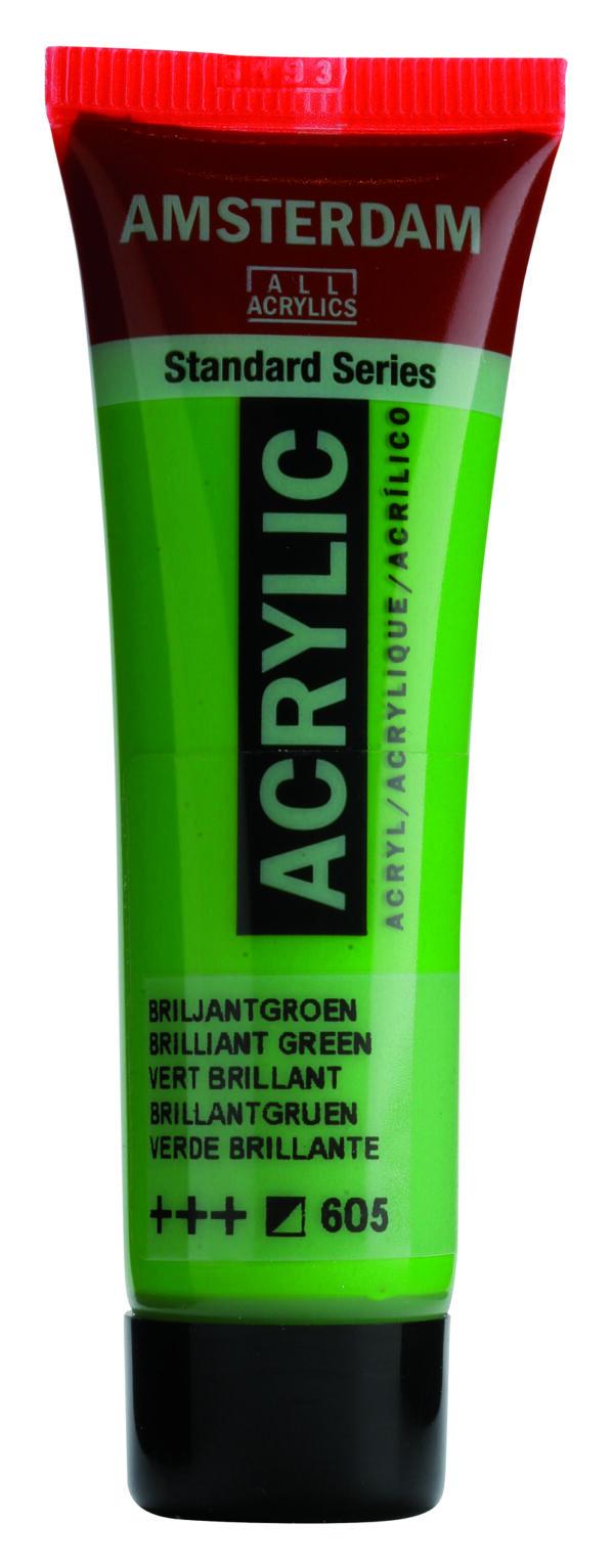 Ams std 605 Brilliant green - 20 ml