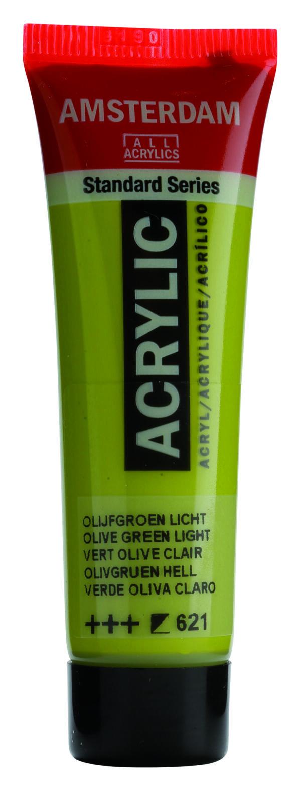 Ams std 621 Olive green Light - 20 ml