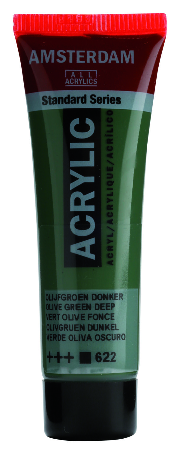 Ams std 622 Olive green Deep - 20 ml