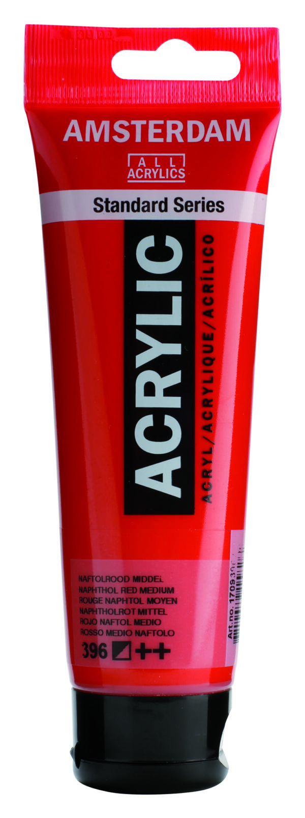 Ams std 396 Naphtol red Medium - 120 ml