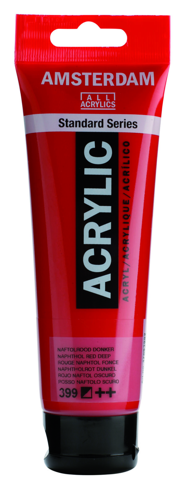 Ams std 399 Naphtol red Deep - 120 ml
