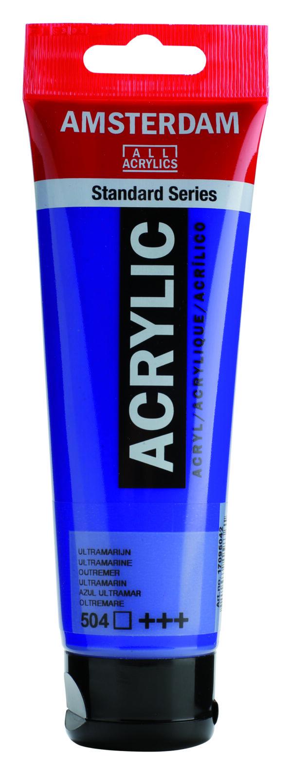 Ams std 504 Ultramarine - 120 ml