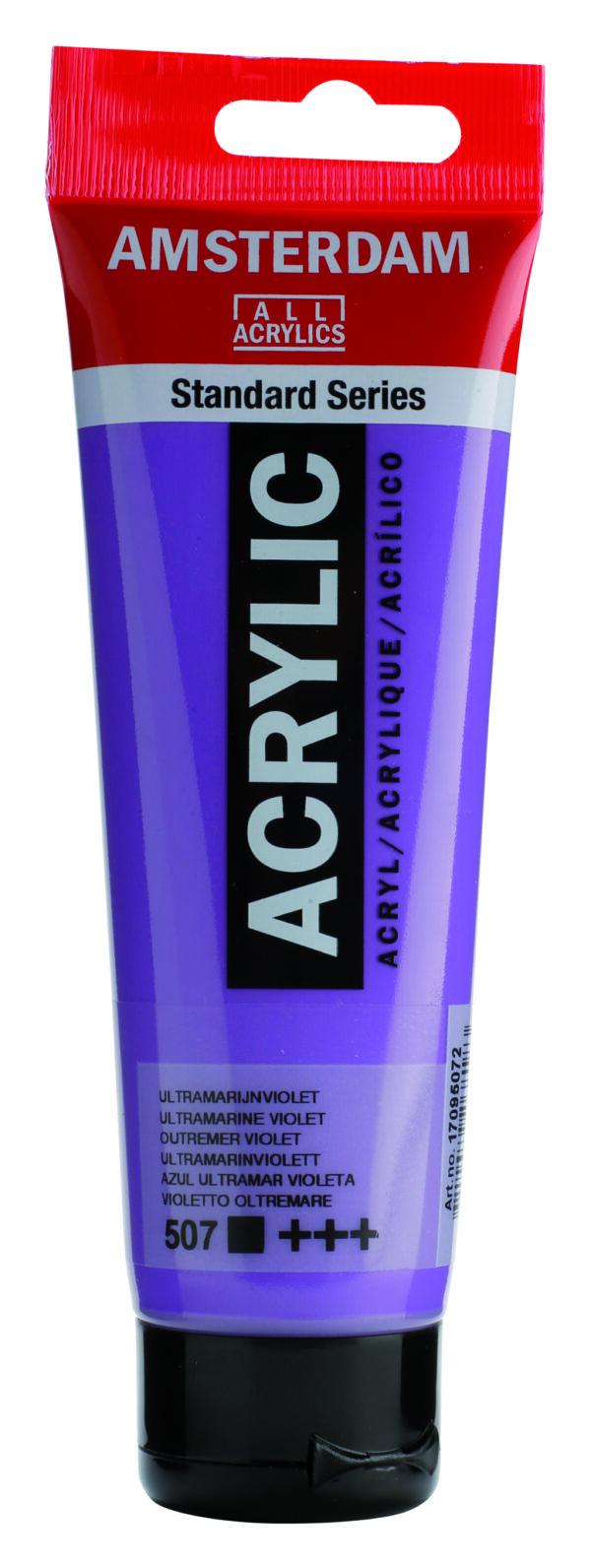 Ams std 507 Ultramarine violet - 120 ml