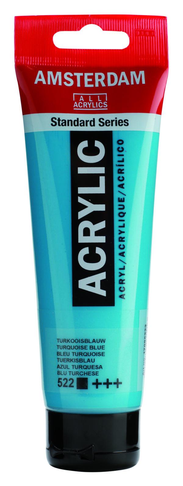 Ams std 522 Turquoise blue - 120 ml