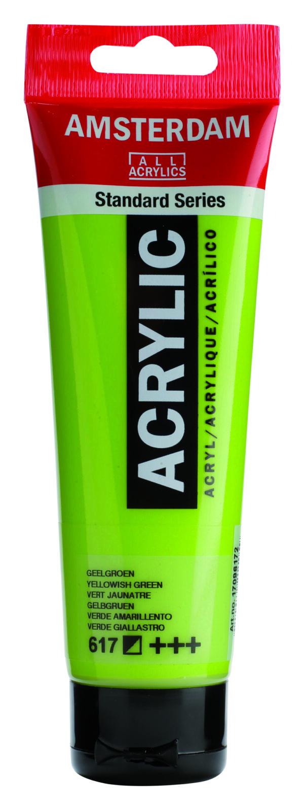 Ams std 617 Yellow green - 120 ml