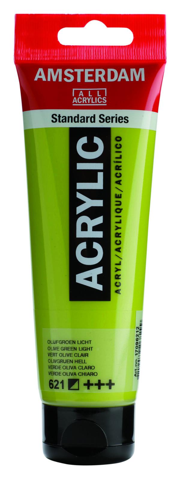 Ams std 621 Olive green Light - 120 ml