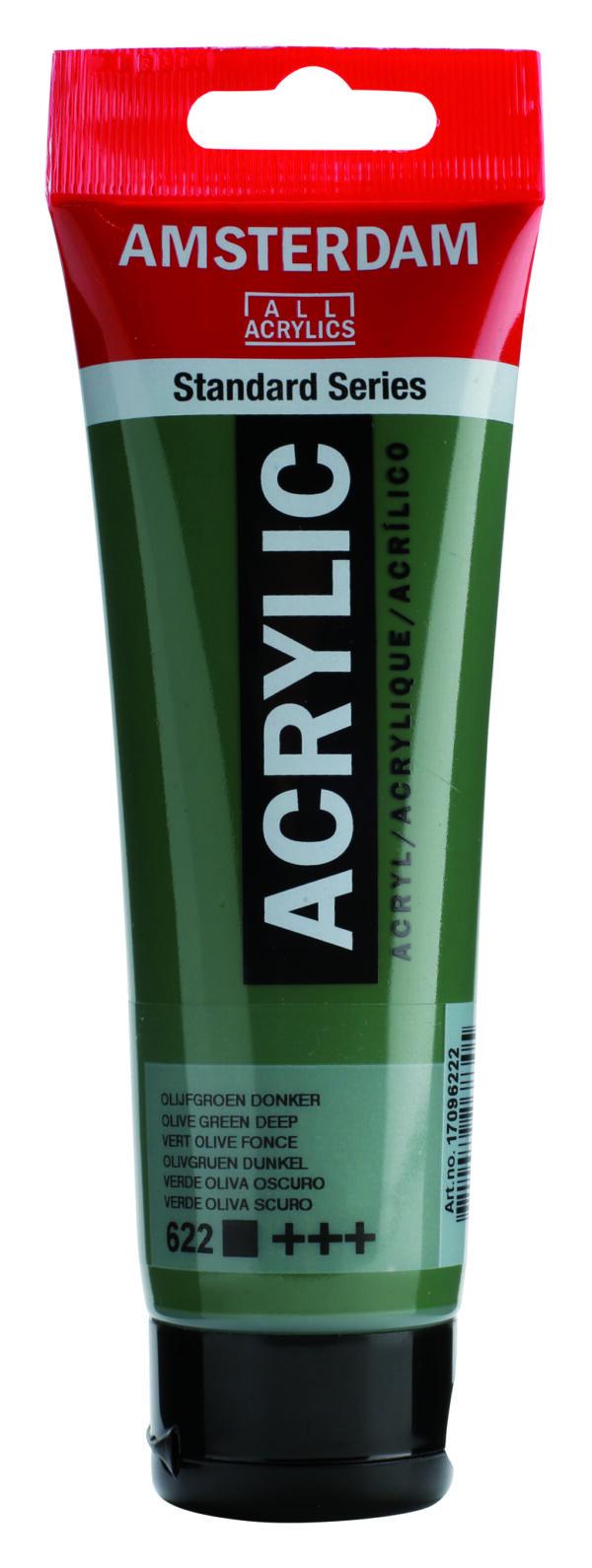 Ams std 622 Olive green Deep - 120 ml