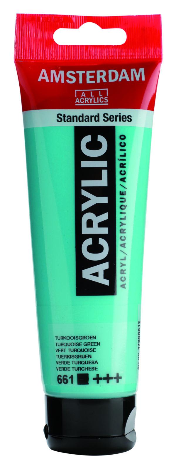 Ams std 661 Turquoise green - 120 ml