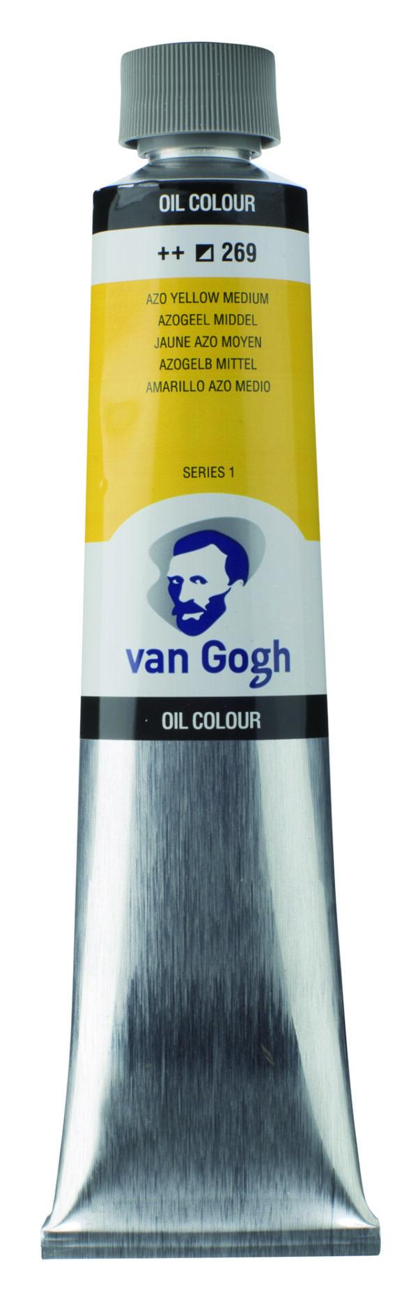 Van Gogh 269 Azo yellow Medium - 200 ml