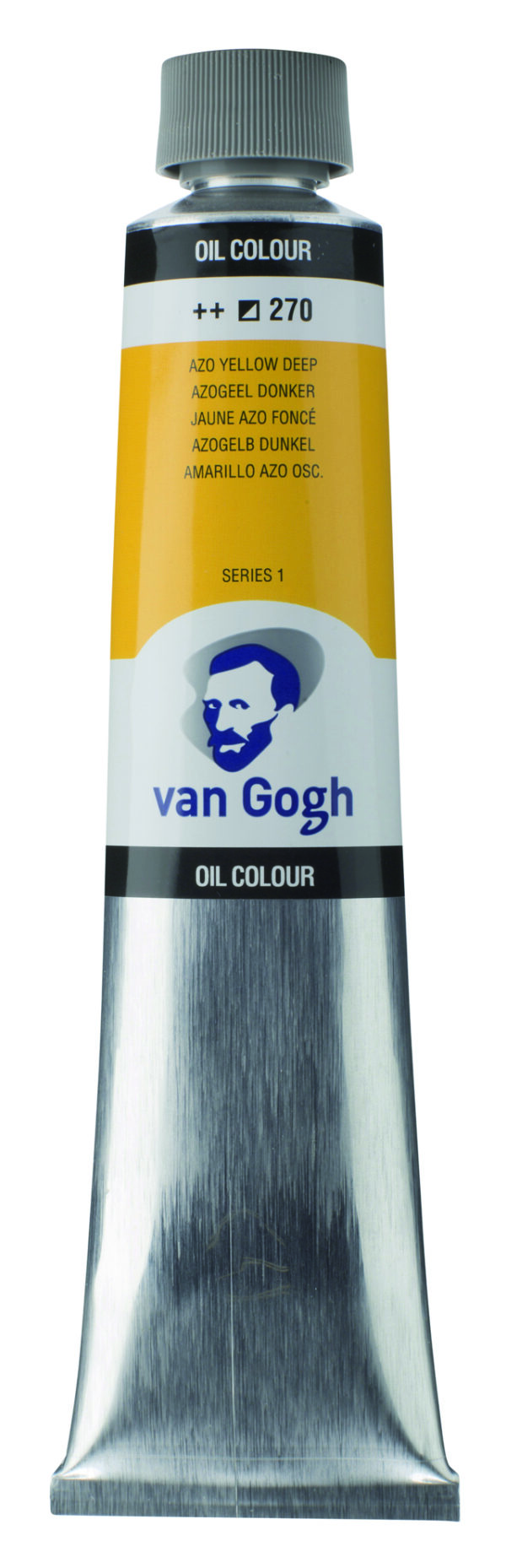Van Gogh 270 Azo yellow Deep - 200 ml