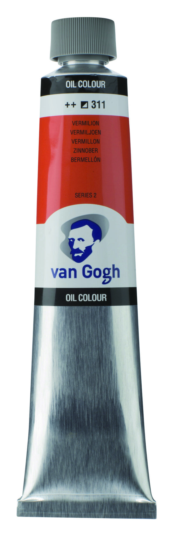Van Gogh 311 Vermillon - 200 ml