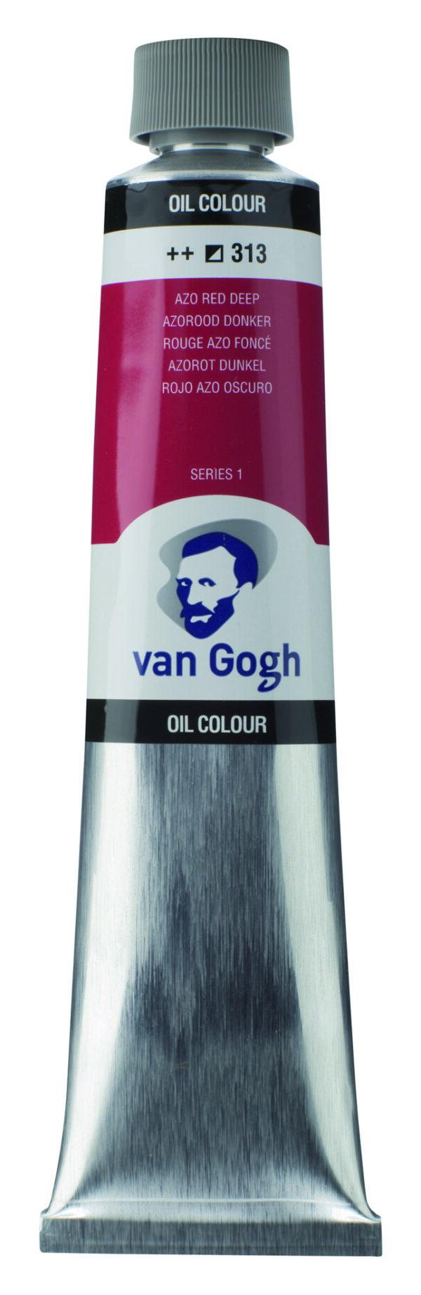 Van Gogh 313 Azo red Deep - 200 ml