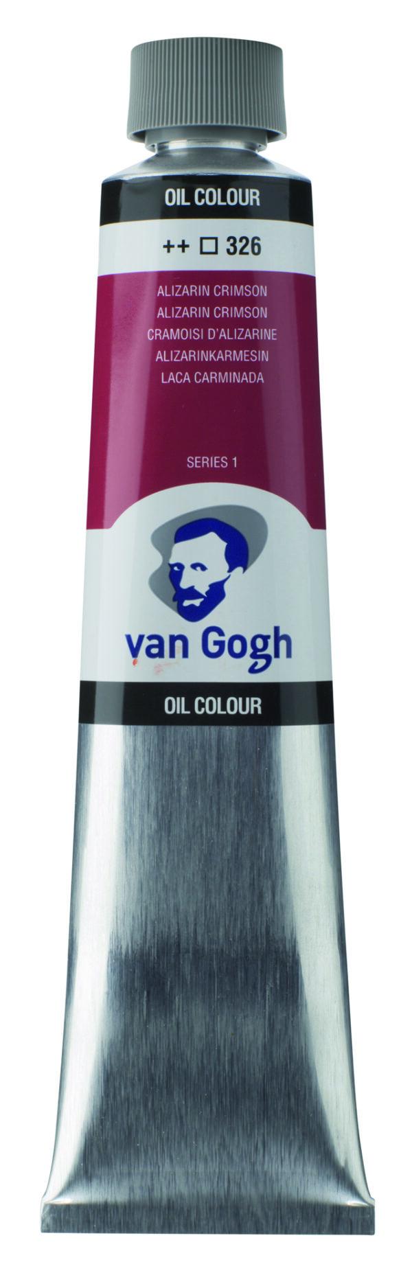 Van Gogh 326 Alizarin crimson - 200 ml