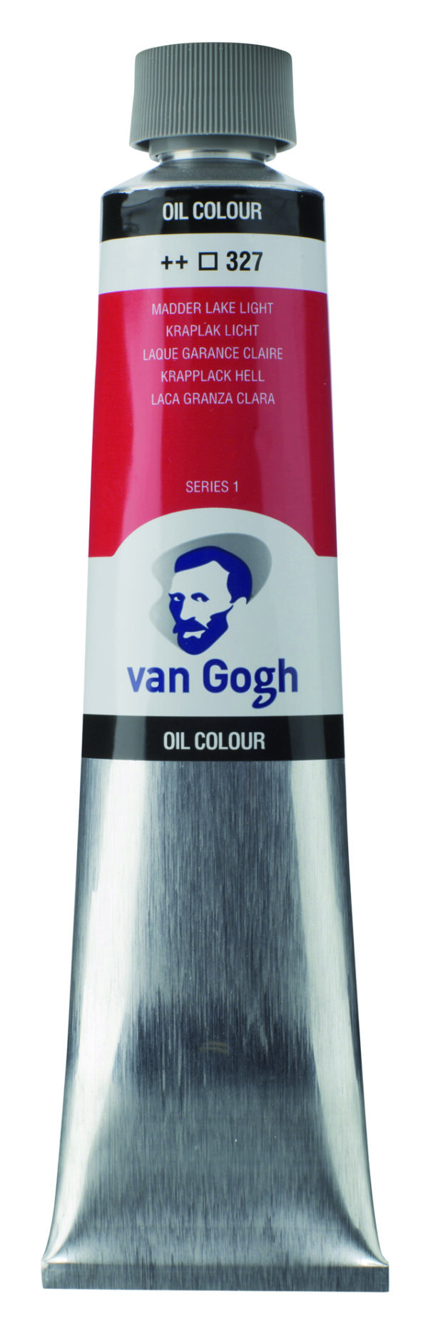 Van Gogh 327 Madder lake Light - 200 ml