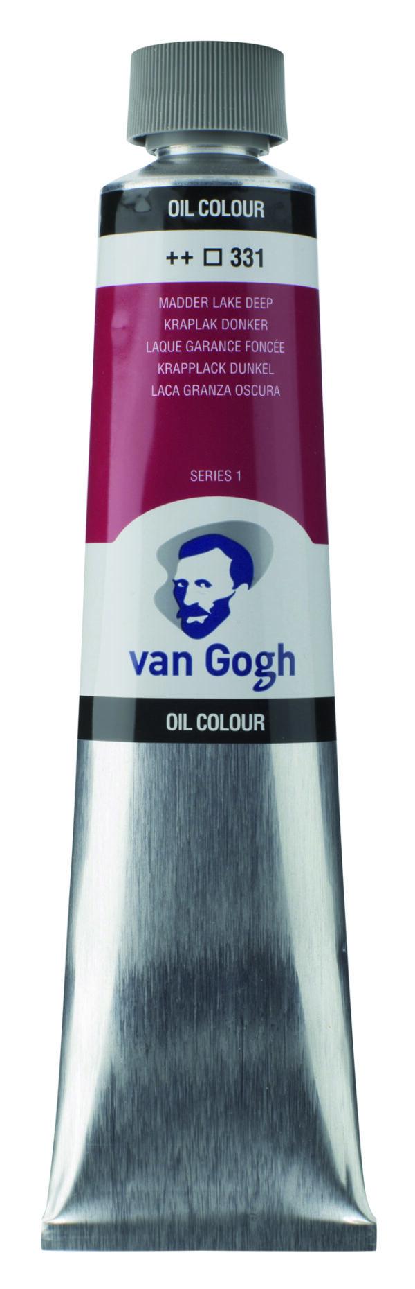 Van Gogh 331 Madder laker Deep - 200 ml