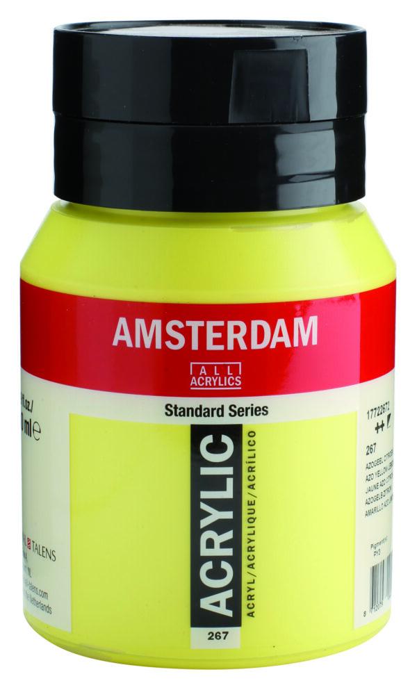 Ams std 267 Azo yellow lemon - 500 ml