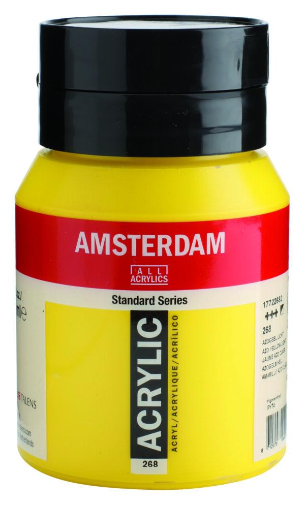 Ams std 268 Azo yellow Light - 500 ml