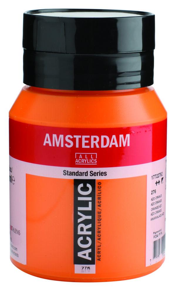 Ams std 276 Azo Orange - 500 ml