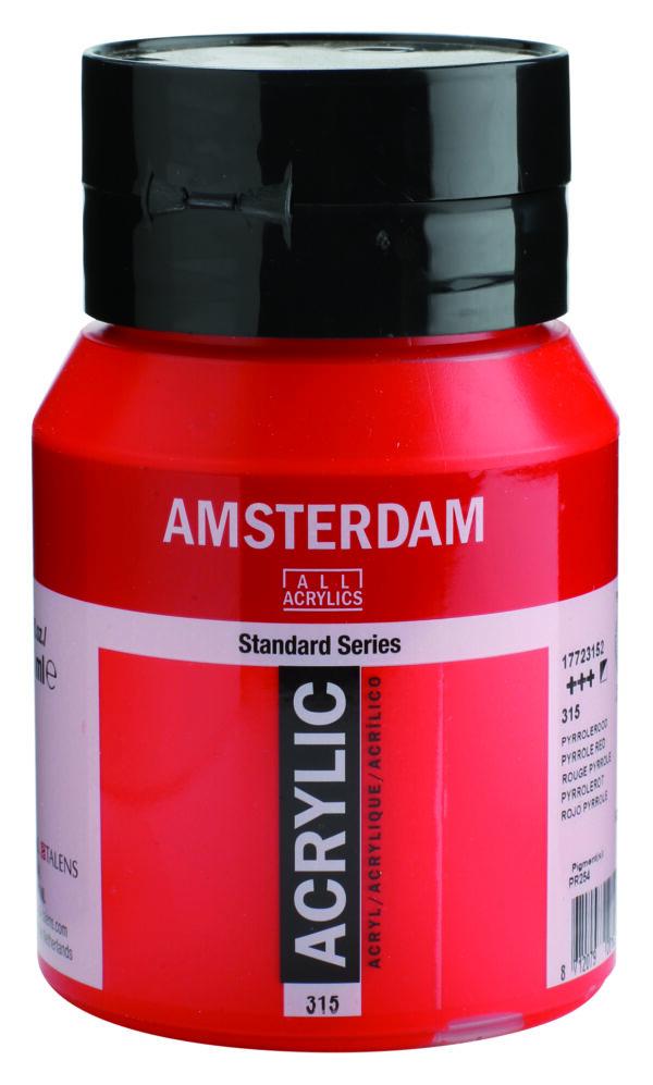 Ams std 315 Pyrrole red - 500 ml