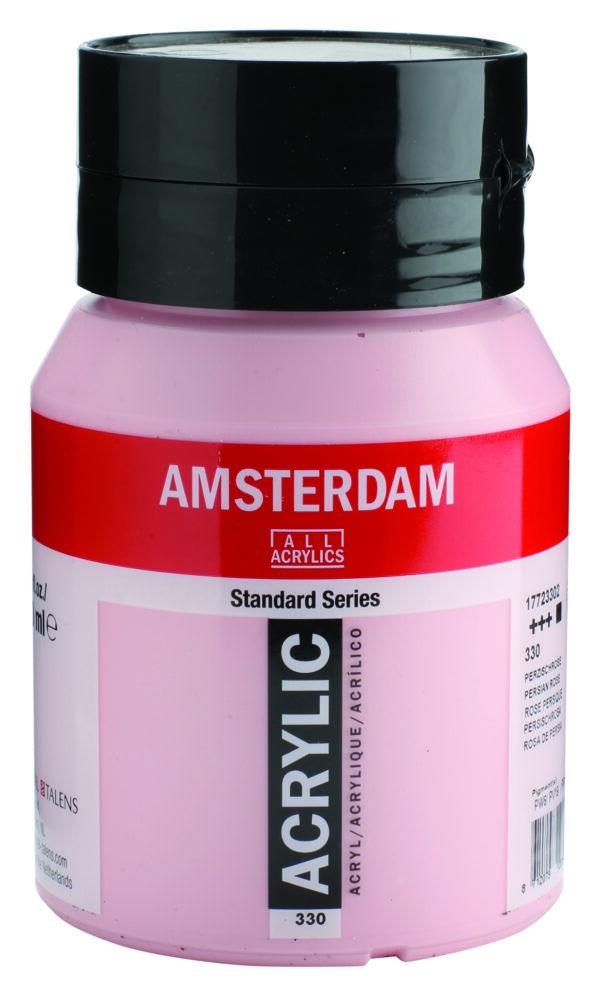 Ams std 330 Persian rose - 500 ml