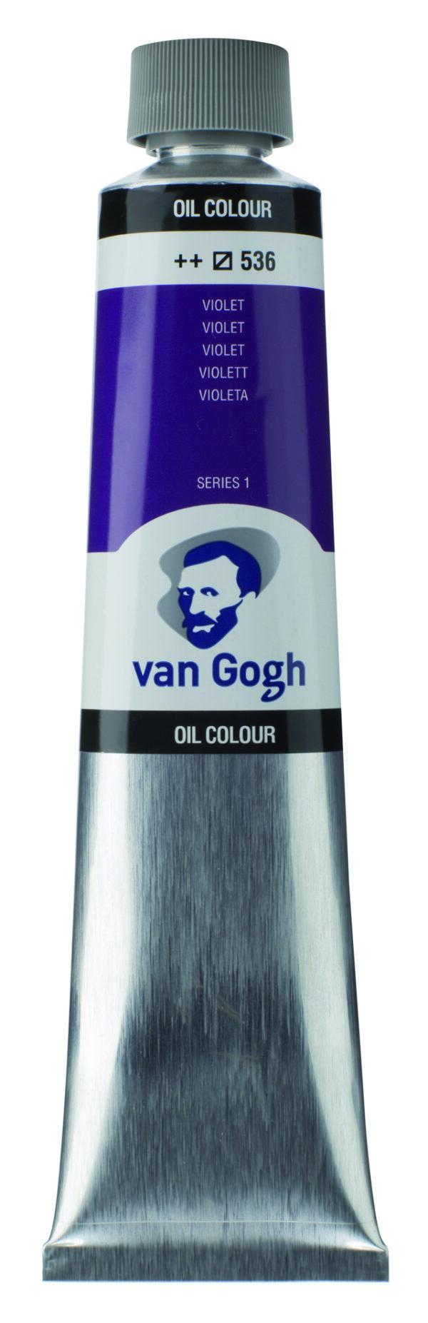 Van Gogh 536 Violet - 200 ml