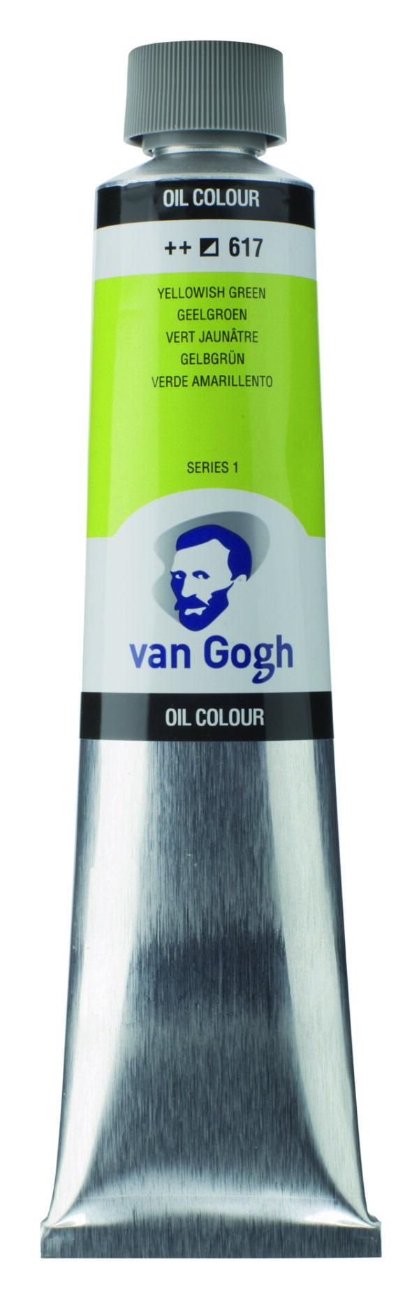 Van Gogh 617 Yellowish green - 200 ml