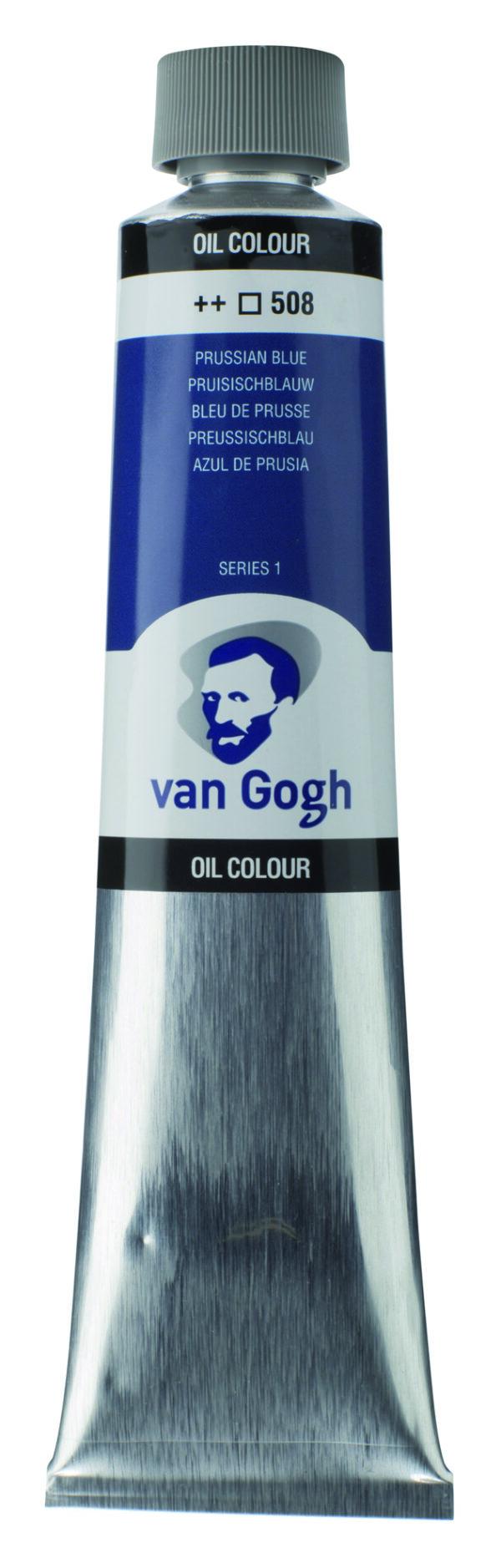 Van Gogh 508 Prussian blue - 200 ml