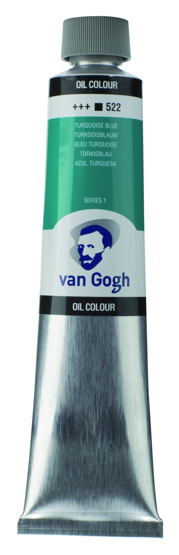 Van Gogh 522 Turquoise blue - 200 ml