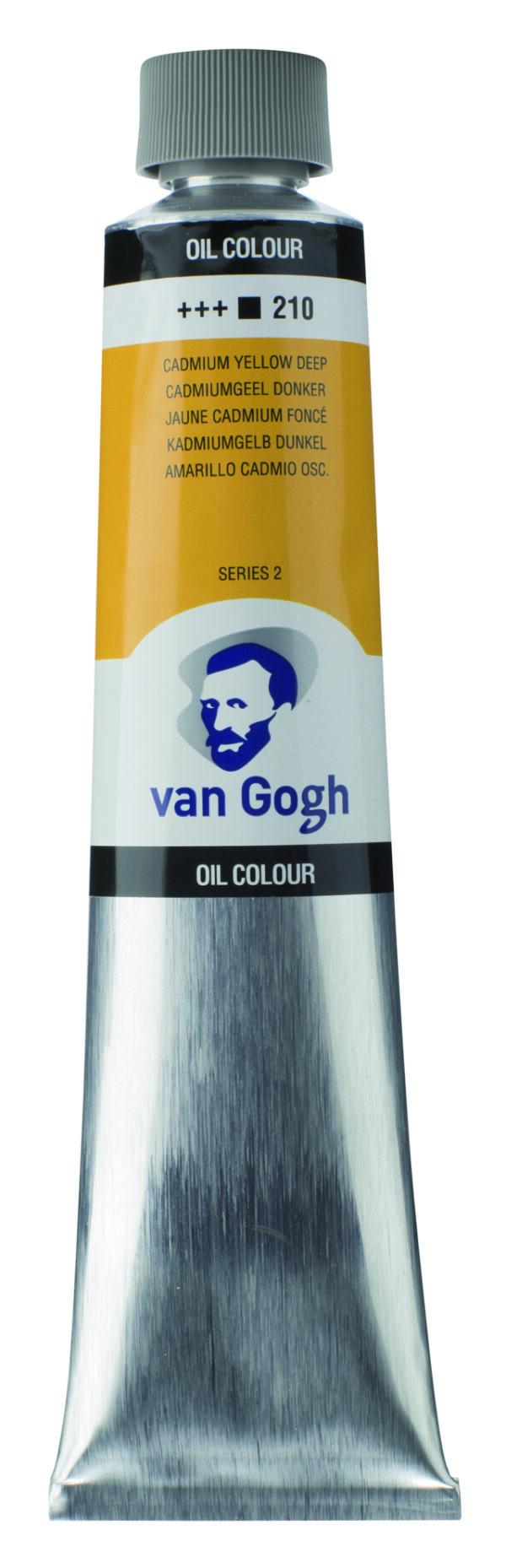Van Gogh 210 Cadmium yellow Deep - 200 ml