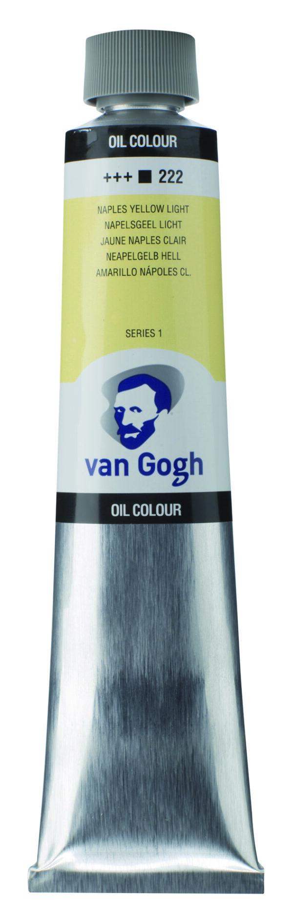 Van Gogh 222 Naples yellow Light - 200 ml