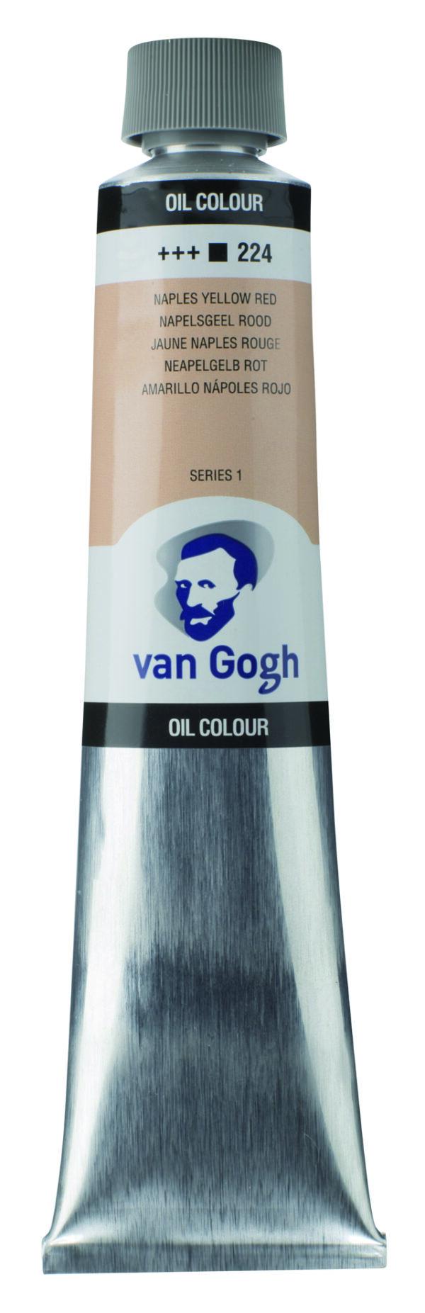 Van Gogh 224 Naples yellow red - 200 ml