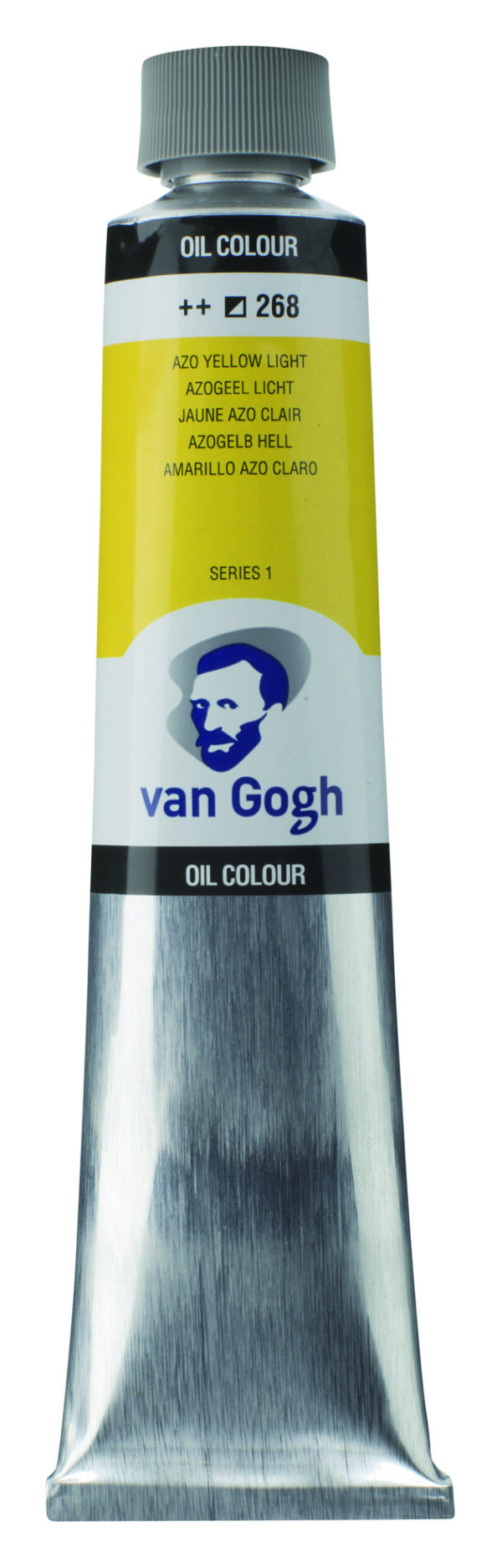 Van Gogh 268 Azo yellow Light - 200 ml