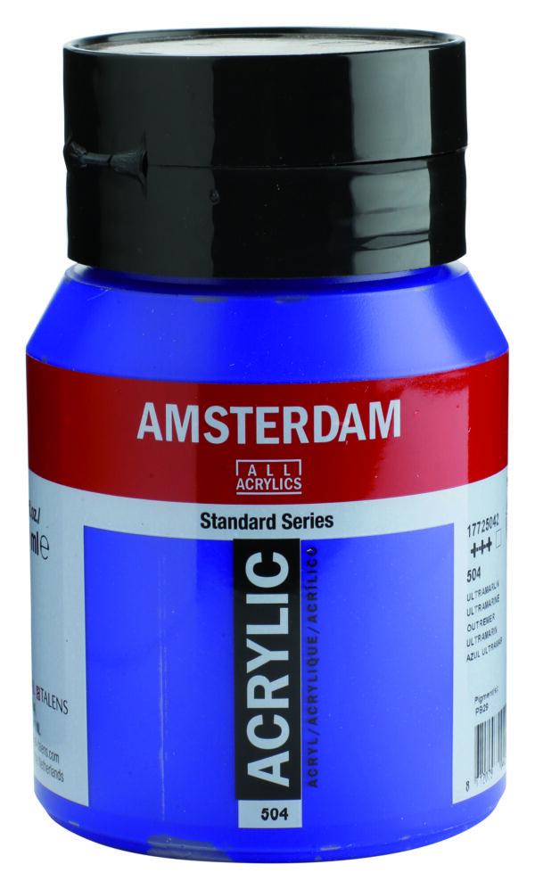 Ams std 504 Ultramarine - 500 ml