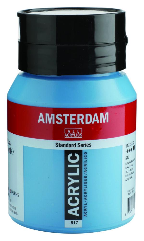 Ams std 517 King's blue - 500 ml