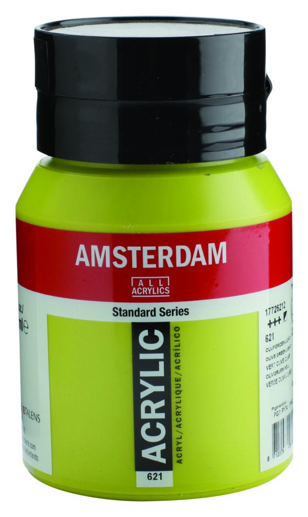 Ams std 621 Olive green Light - 500 ml