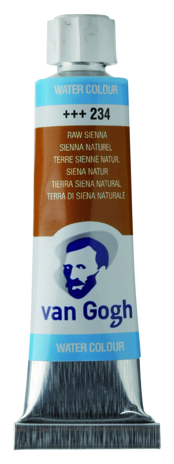 Van Gogh 234 Raw sienna - 10 ml