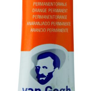 Van Gogh 266 Permanent orange - 10 ml