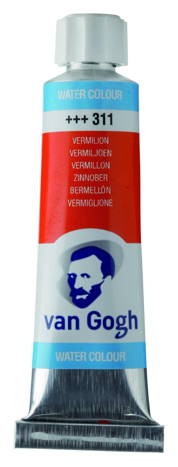Van Gogh 311 Vermillon - 10 ml