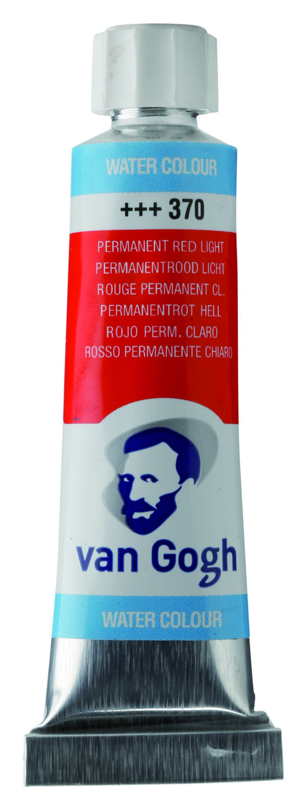 Van Gogh 370 Permanent red Light - 10 ml