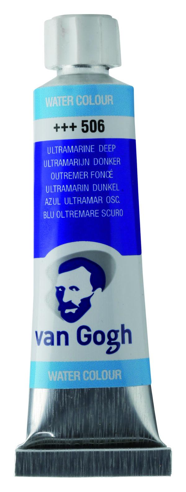 Van Gogh 506 Ultramarine Deep - 10 ml