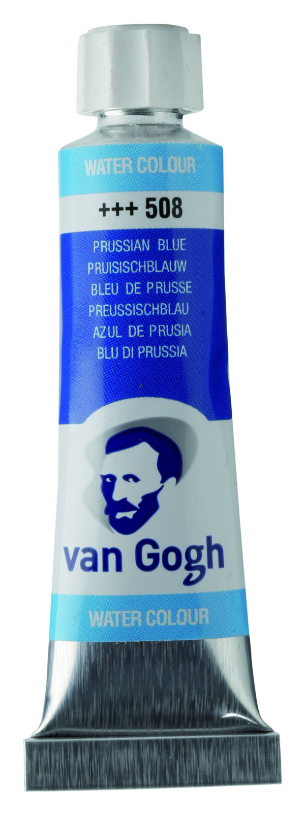 Van Gogh 508 Prussian blue - 10 ml