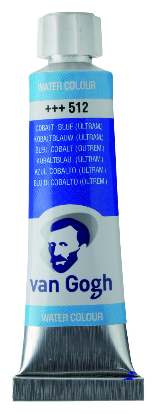 Van Gogh 512 Cobalt blue (ultramarine) - 10 ml