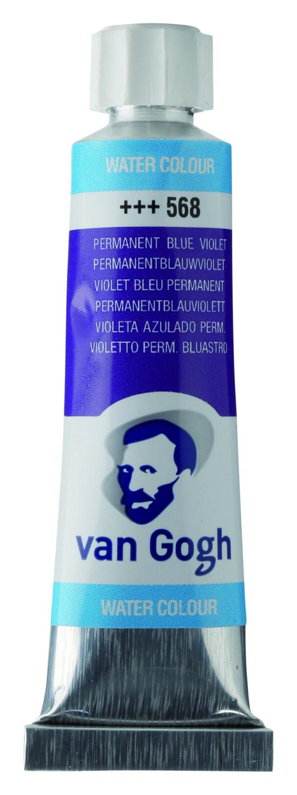 Van Gogh 568 Permanent blue violet - 10 ml