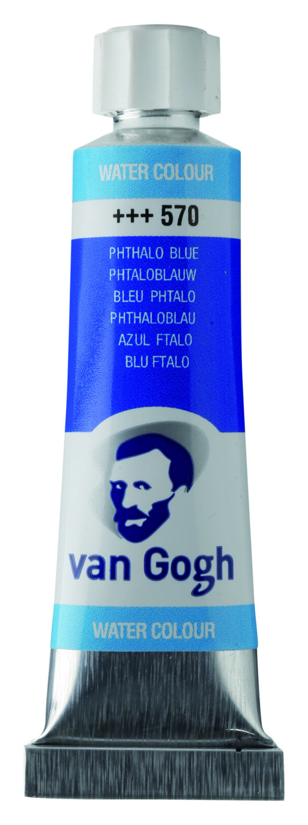 Van Gogh 570 Phthalo blue - 10 ml