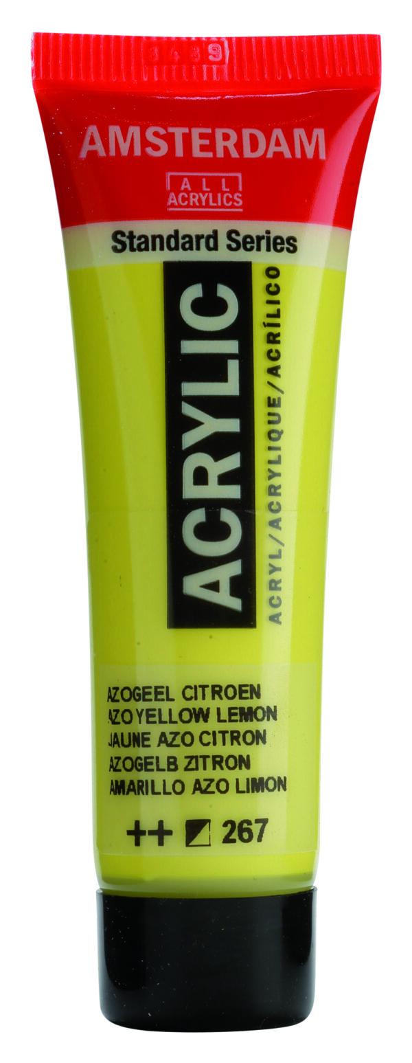 Ams std 267 Azo yellow lemon - 20 ml