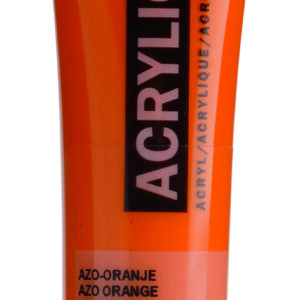 Ams std 276 Azo Orange - 20 ml