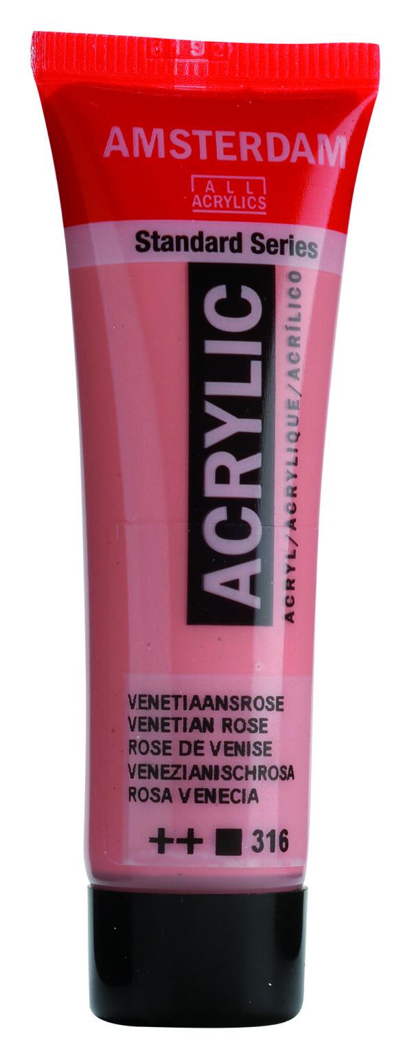 Ams std 316 Venetian rose - 20 ml