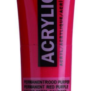 Ams std 348 Permanent red purple - 20 ml