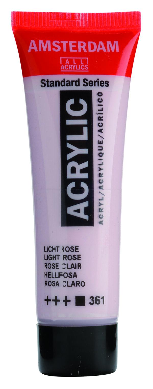 Ams std 361 Light rose - 20 ml