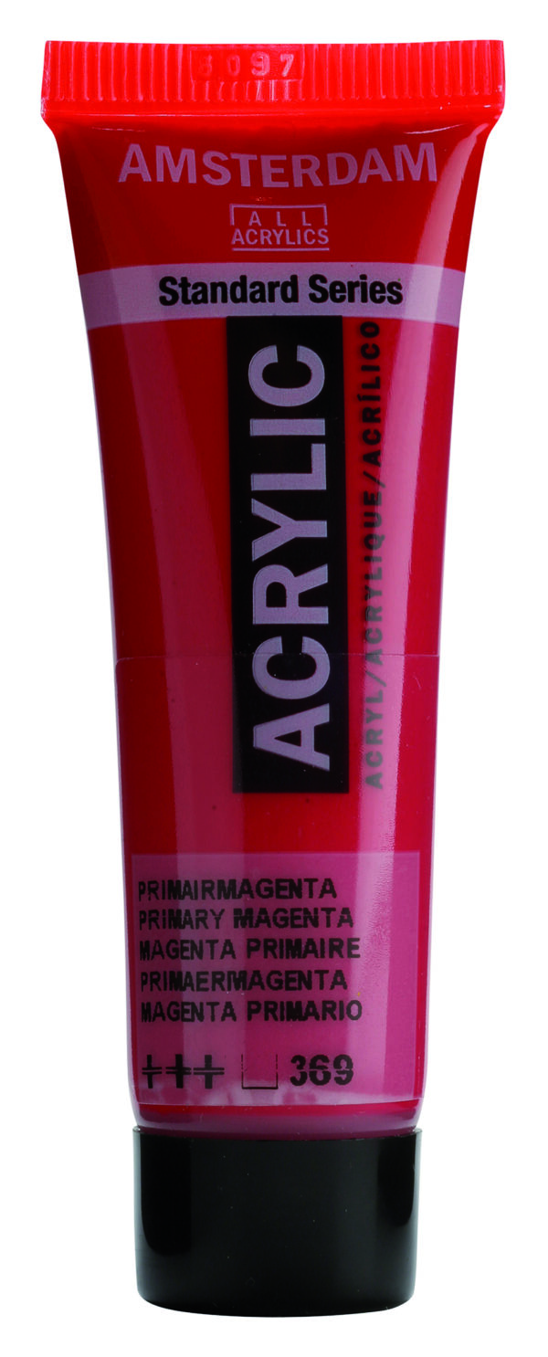 Ams std 369 Primary magenta - 20 ml